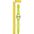 Swatch watch Green