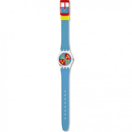 Swatch Lionheart watch