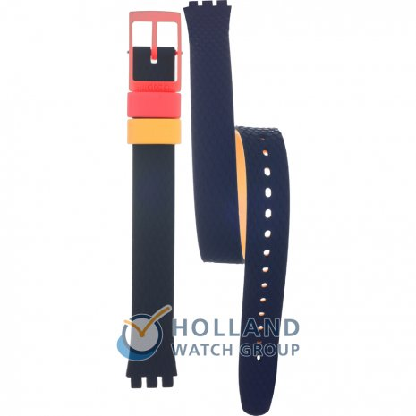 Swatch LN150 Check Me Out Strap