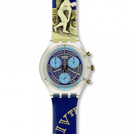 Swatch London 1948 watch