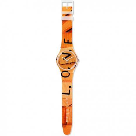 Swatch Love Game watch