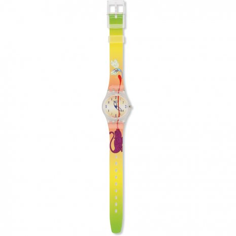 Swatch Lunch Time watch
