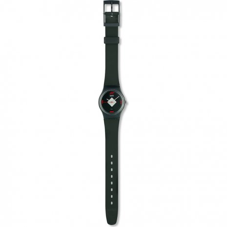 Swatch Mah-Jong watch