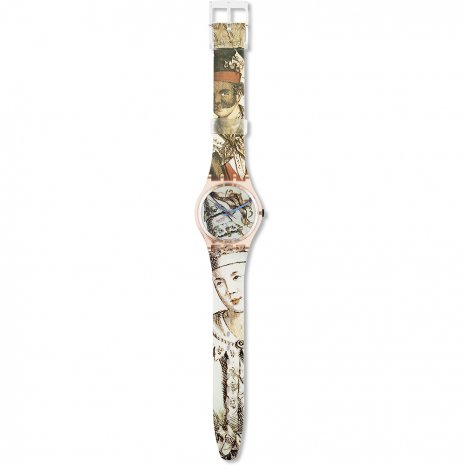 Swatch Masquerade watch