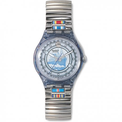 Swatch May Day watch