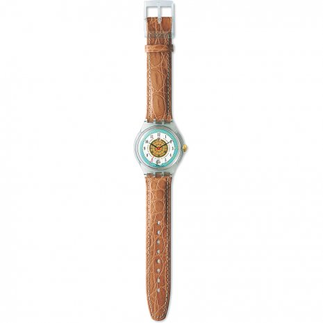 Swatch Midsommar Sol watch