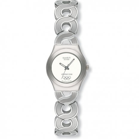 Swatch Minoic Ticking watch