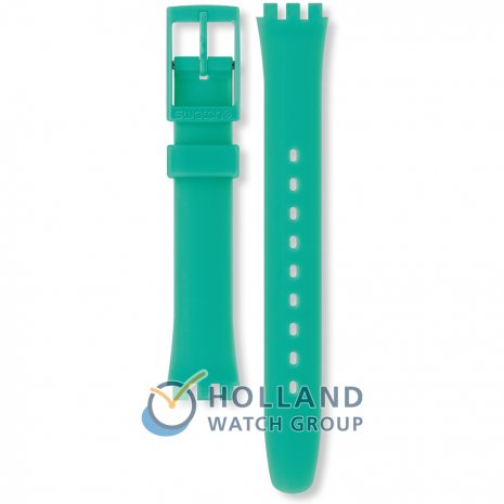 Swatch LL115C Mint Leave Strap