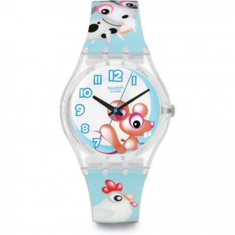 Swatch Mise & Cow watch