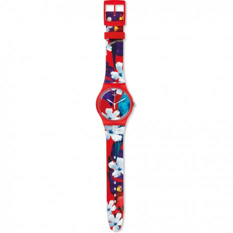 Swatch Mister Parrot watch