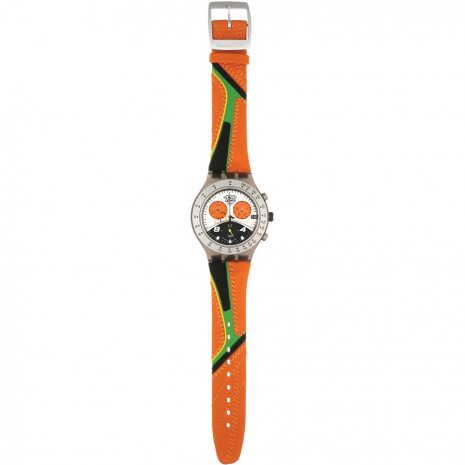 Swatch More Fire watch