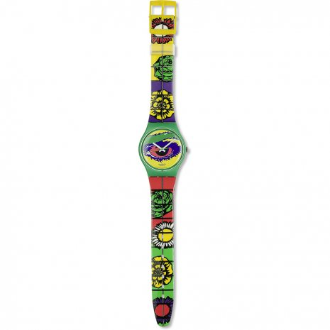 Swatch Mouse Rap watch