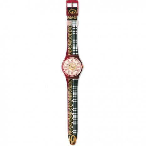 Swatch Mr. Watson watch