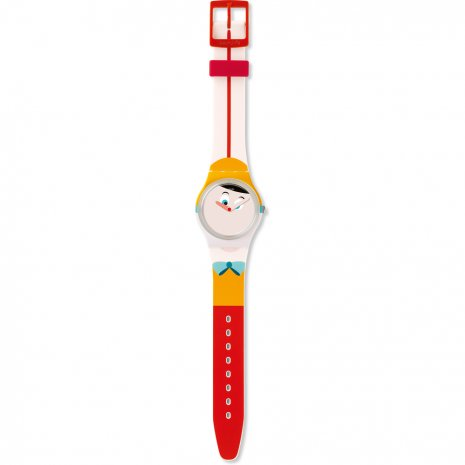 Swatch Naso Lungo watch