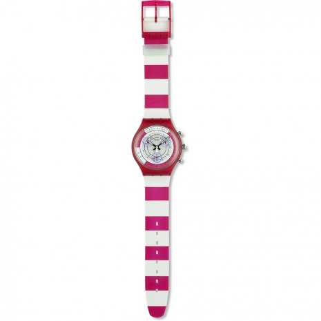 Swatch Navy Berry watch
