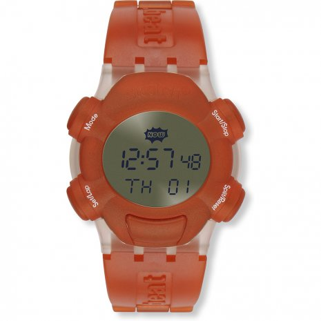 Swatch Net. Trekker watch