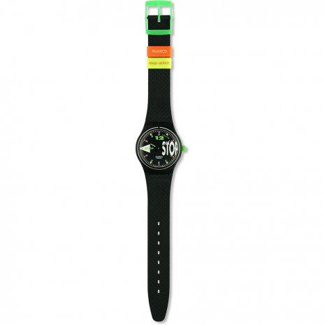 Swatch Nightshift watch