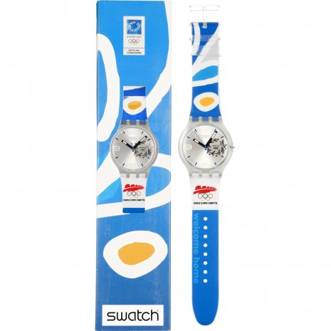 Swatch NOC Athens 2004 China watch