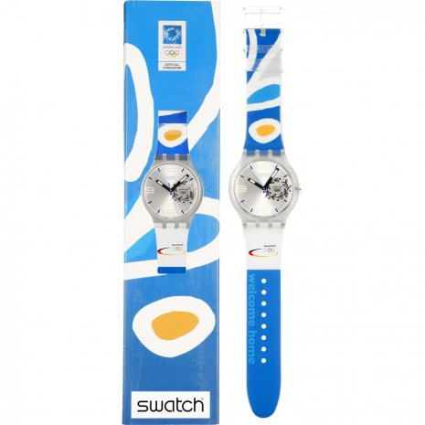 Swatch NOC Athens 2004 Germany watch