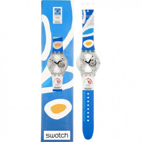 Swatch NOC Athens 2004 Portugal watch