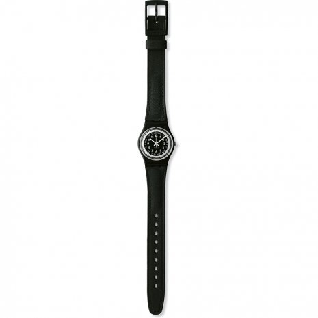 Swatch Noche Negra watch