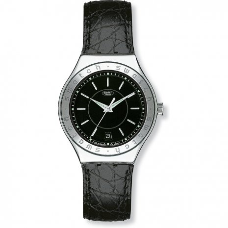 Swatch Noir De Noir watch