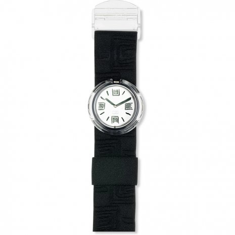 Swatch Noir Du Soir watch