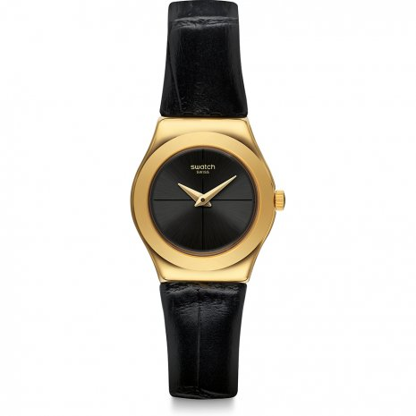 Swatch Nuit Blanche watch
