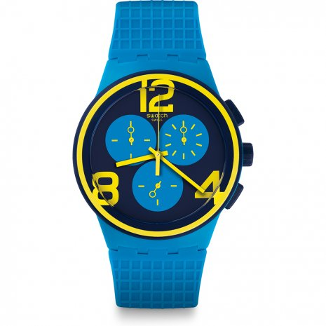 Swatch On Your Mark watch
