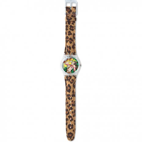 Swatch Oongawah! watch
