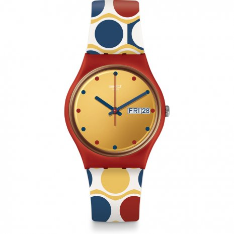 Swatch Pastillo watch
