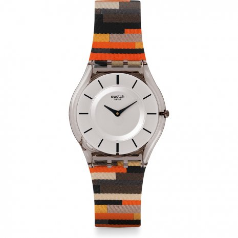 Swatch Patchwork watch