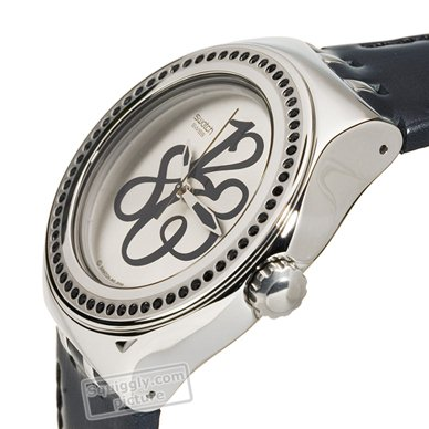 XL Steel Nabab Watch Fall Winter Collection Swatch