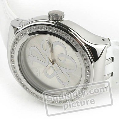 XL Steel Nabab Watch Spring Summer Collection Swatch