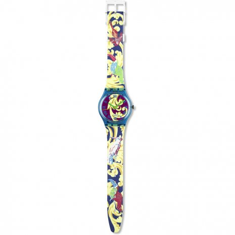 Swatch Perroquet watch
