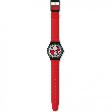 Swatch Phoning Home watch