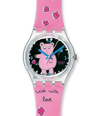 GK367 Piggy The Bear 34mm