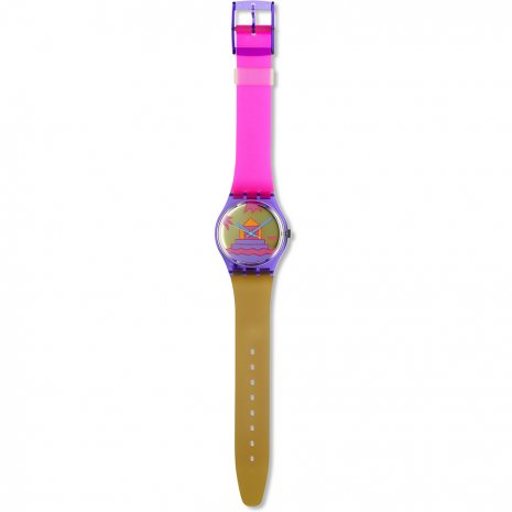 Swatch Pink Avis watch