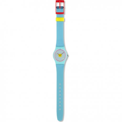 Swatch Pink Dots watch