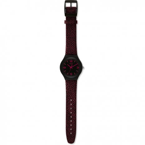 Swatch Pink Drops watch