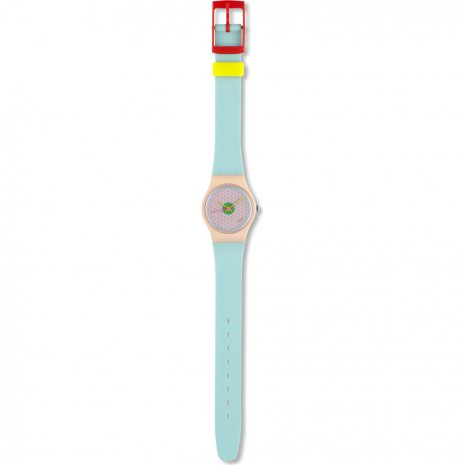 Swatch Pink Flamingo watch