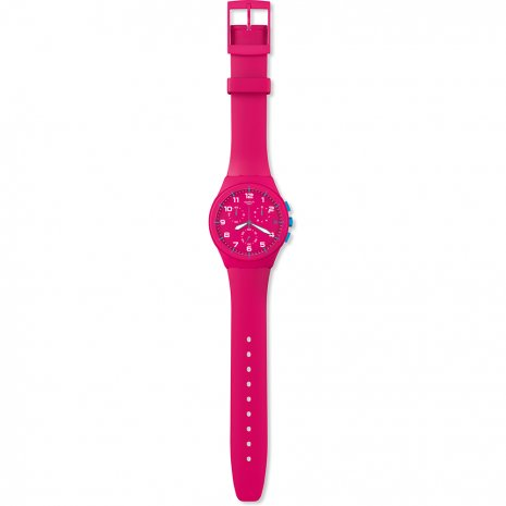 Swatch Pink Frame watch