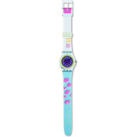 Swatch Pink Mermaid watch