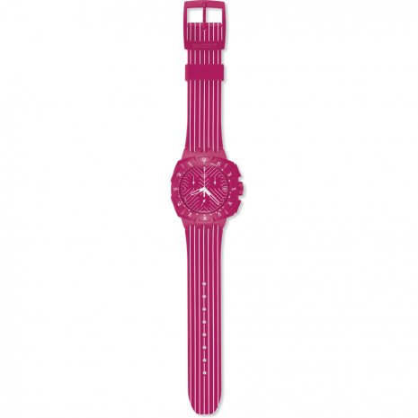 Swatch Pink Run watch