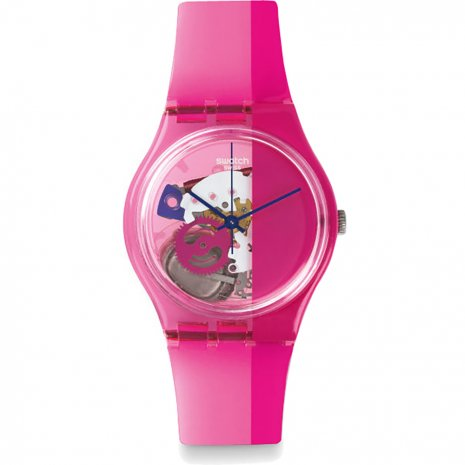 Swatch Pinkorama watch