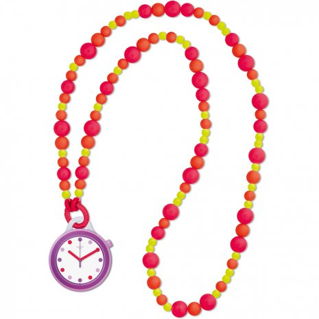 Swatch Popalicious Beads watch