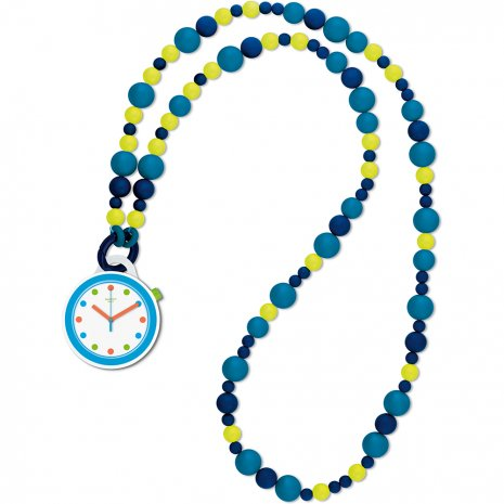 Swatch Poppingpop Beads watch