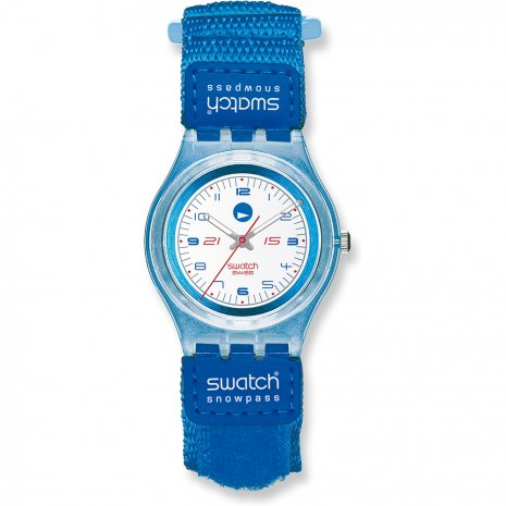 Swatch Powder Snow Small watch