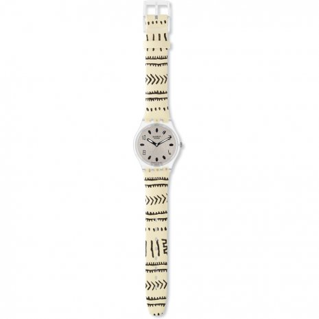 Swatch Primitive Art watch