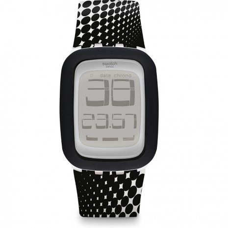 Swatch Psychotouch watch